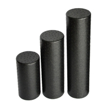 30/40 / 60cm Yoga Block Roller Eva Fitness Skum Roller Massage Pilates Kroppsövningar Gym Med Trigger Points Training