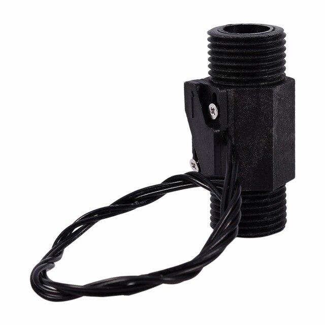 1 stück Kunststoff Strömungswächter Vertikale/Horizontale Sensor AC 220 V