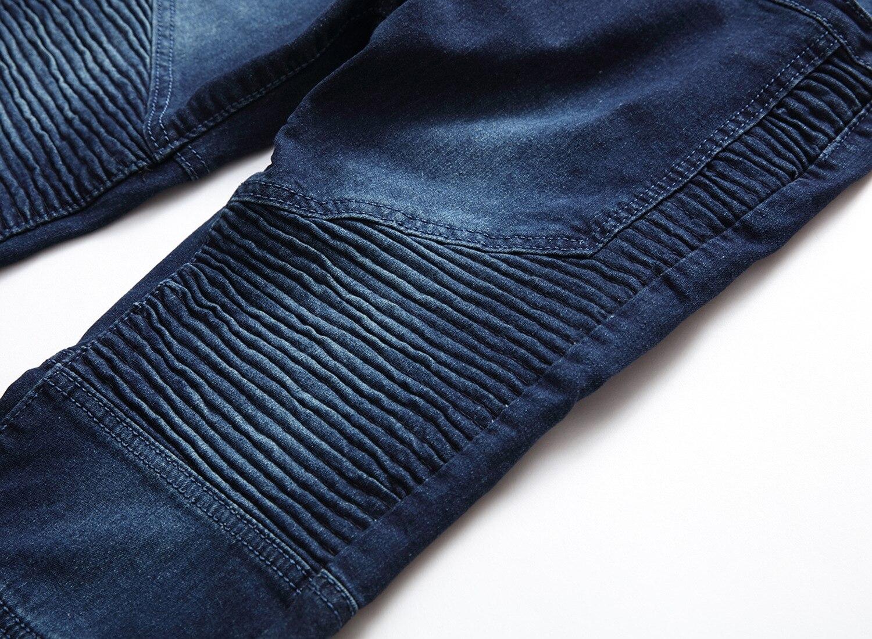 fit jeans Gersri strisce 46