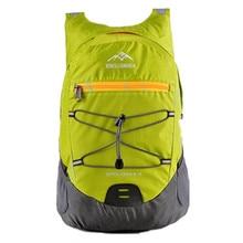 Travel Backpacks Folding-Bag Women Portable Fashion Nylon Zipper Daily Soild