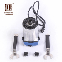 4.2 inch Heavy Duty 3 1 / 4 HP, 1800W Router Power Motor for Routers and CNC Machines, with 1/2 and 1/4 Collet