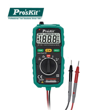 Multimeter Pro'skit MT-1508 Smart Pocket Type Automatic Range Digital Accurate Measuring Anti-Burn Measuring Instrument et2042det20822652et2075 precision digital multimeter anti burn