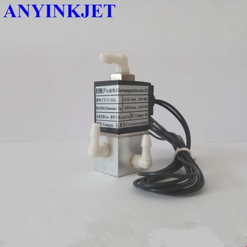 UV valve 3 Way uv Solenoid Valve for Myjet JNF UV format printer