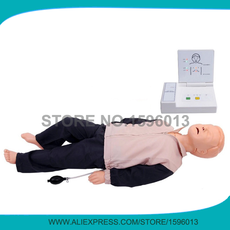 Advanced Child CPR Manikin,Baby/Child CPR Training Manikin,Child Nursing Model advanced full function nursing training manikin with blood pressure measure bix h2400 wbw025
