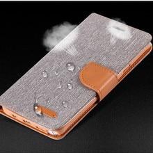 KISSCASE Cloth Flip Case for Samsung Galaxy