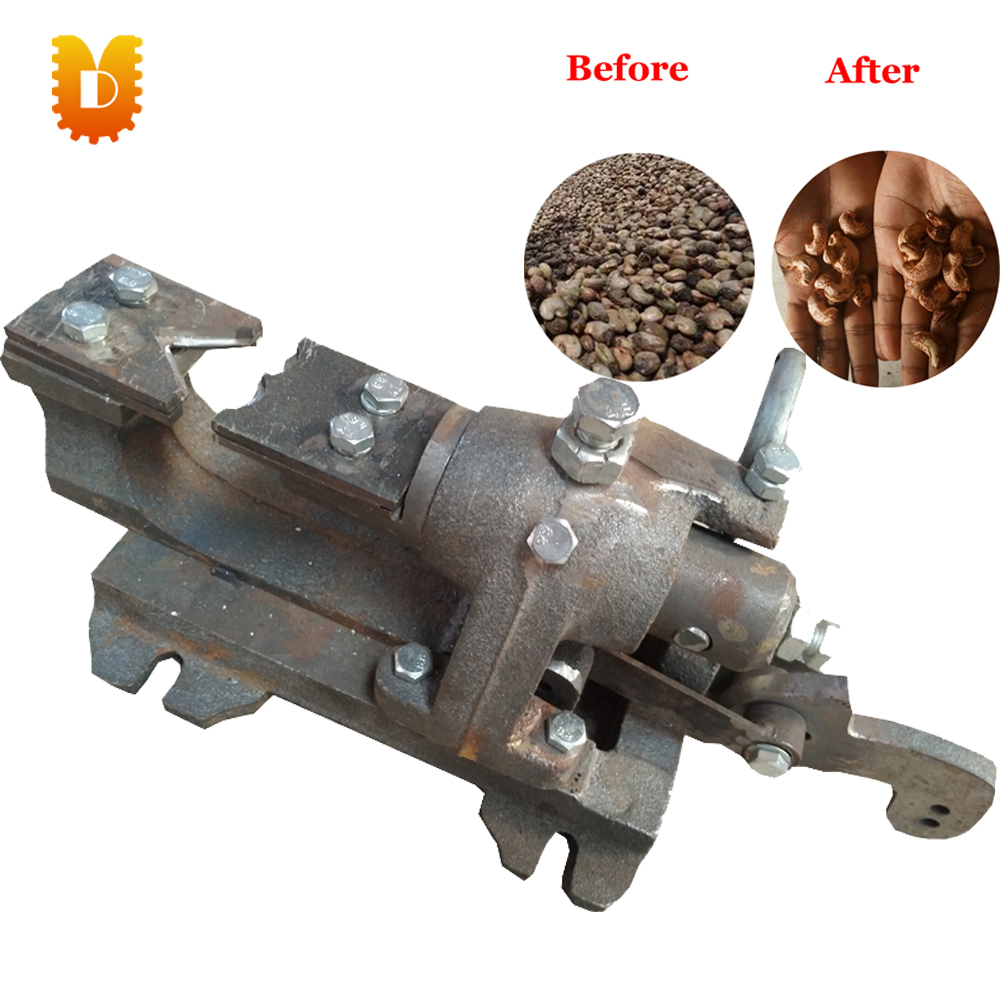 manual cashew shelling machine/new model cashew sheller/cashew nut shelling machine stainless steel spring nutcracker creative nut sheller