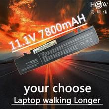 HSW 9 Cell Laptop Battery AA-PB9NC5B AA-PB9NC6B AA-PB9NS6B for Samsung RC530 R463 NP-R478 R468 Q320 NP-R428 NP-R468 X360 Bateria honghay aa pb9nc6b laptop battery for samsung pb9ns6b pb9nc6b r580 q460 r468 r525 r429 300e4a rv511 r528 rv420 rv508 355v5c r428