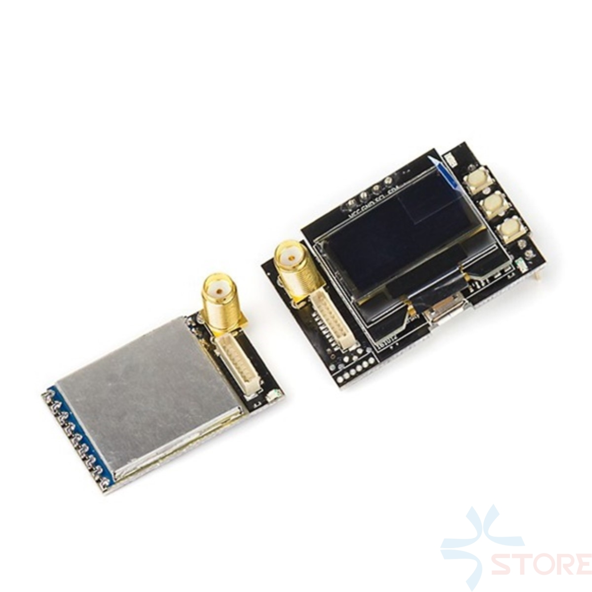 Fpvok HB5808 5.8 ГГц 40CH разнообразие приемник для Fatshark очки ж/raceband
