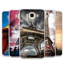 Eiffel Tower France Paris Phone Case Samsung Galaxy J1 J2 J3 J5 J7 C5 C7 C9 E5 E7