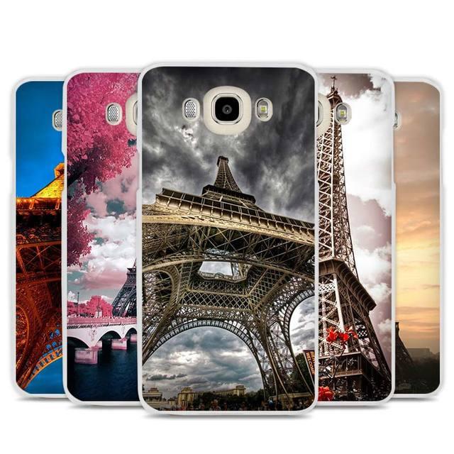 Eiffel Tower France Paris Phone Case  for Samsung Galaxy J1 J2 J3 J5 J7 C5 C7 C9 E5 E7