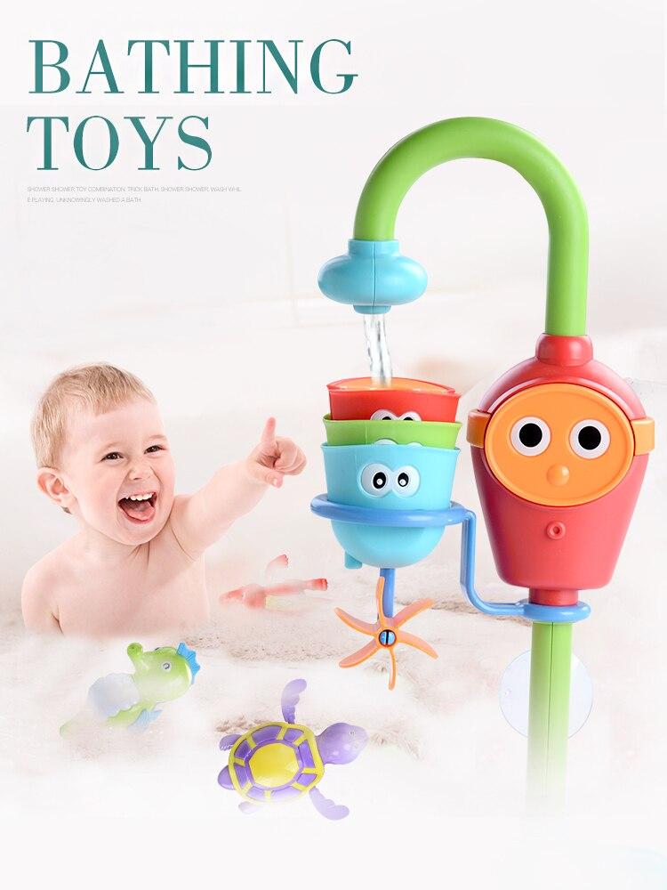 ZUEN Baby Toys Activity & Entertainment ChildrenS Bathing Bath Toys Set