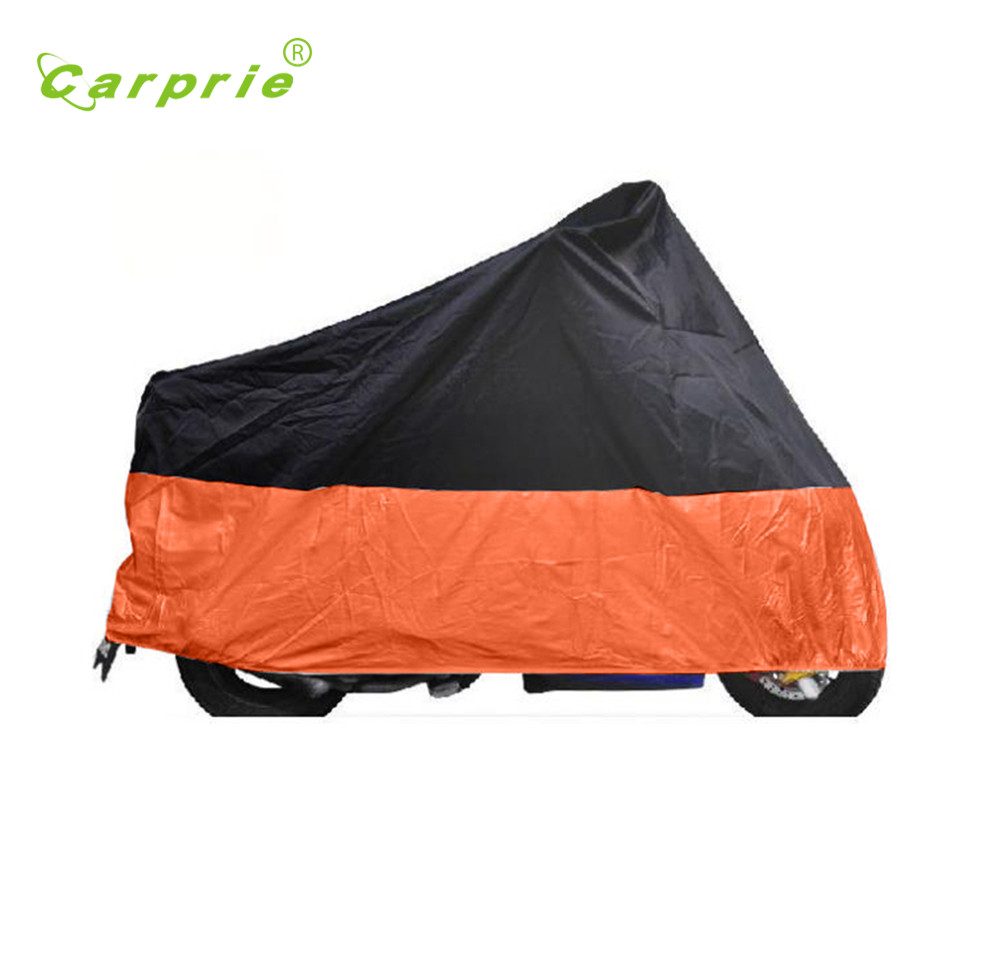 Tiptop OR Motorcycle Bike Polyester Waterproof Snowproof Snow UV Protective Scooter Case Cover S M L XL XXL XXXL XXXXL OCT25 quad bike atv cover black waterproof four wheeler storage cover size l xxl xxxl