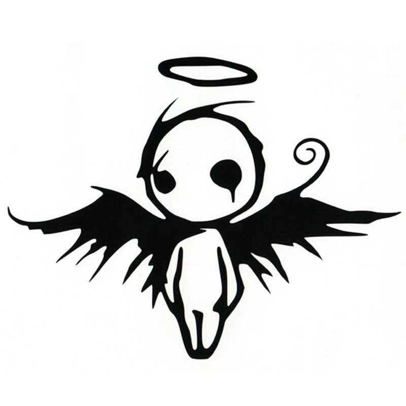 Buy fallen angel sticker and get free shipping on aliexpress thecheapjerseys Image collections