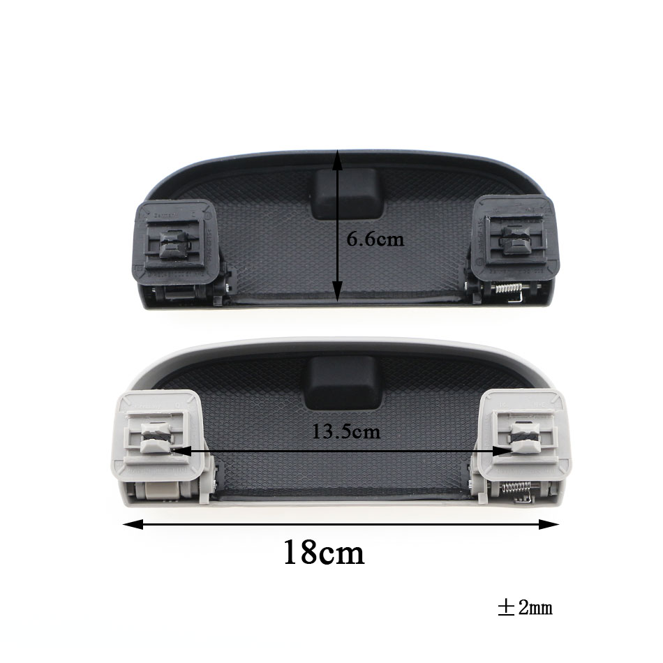 Car Glasses Storage Box Case for Mercedes Benz A B C E