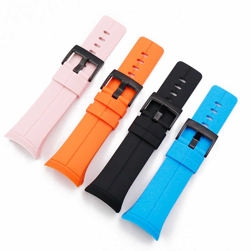 Watch accessories For Suunto Spartan Ultra HR Spartan Extreme Silicone Men's and Women's Outdoor Sports Straps dc spartan hi wc shoe