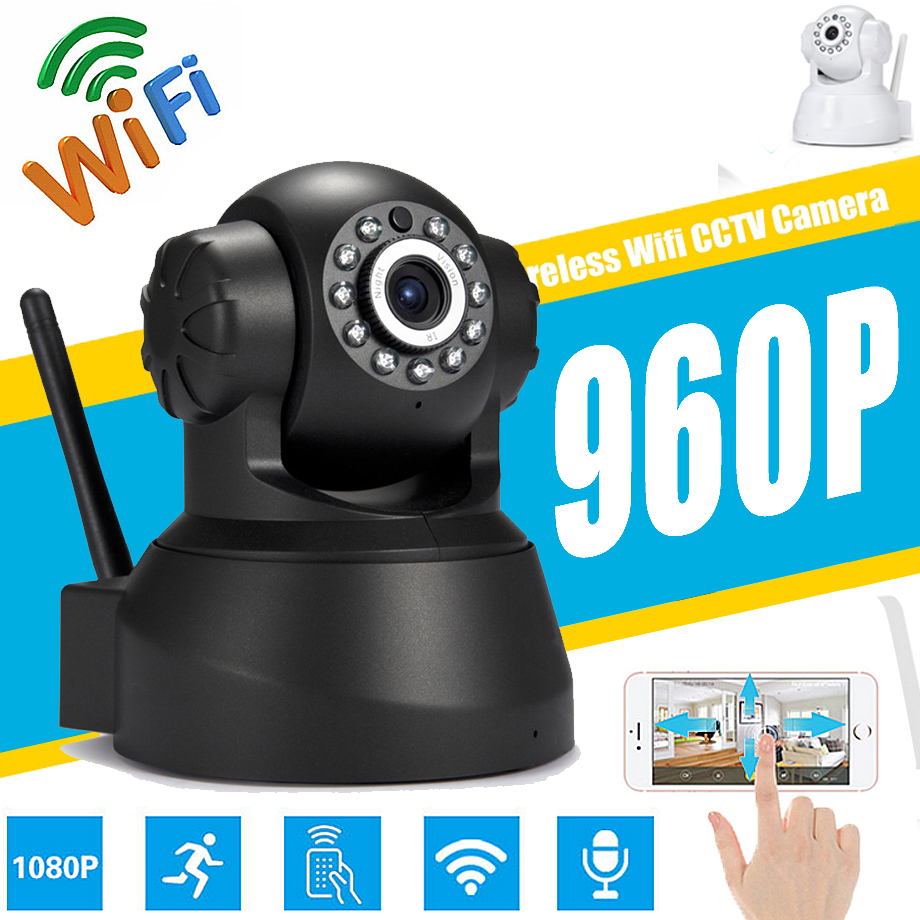 Home Security 1.3MP IP Camera Wireless Smart WiFi Camera WI-FI Audio Record Surveillance Baby Monitor HD Mini CCTV Camera 960P home security ip camera 3g 4g sim wireless smart wifi camera wi fi audio record surveillance baby monitor hd mini cctv camera