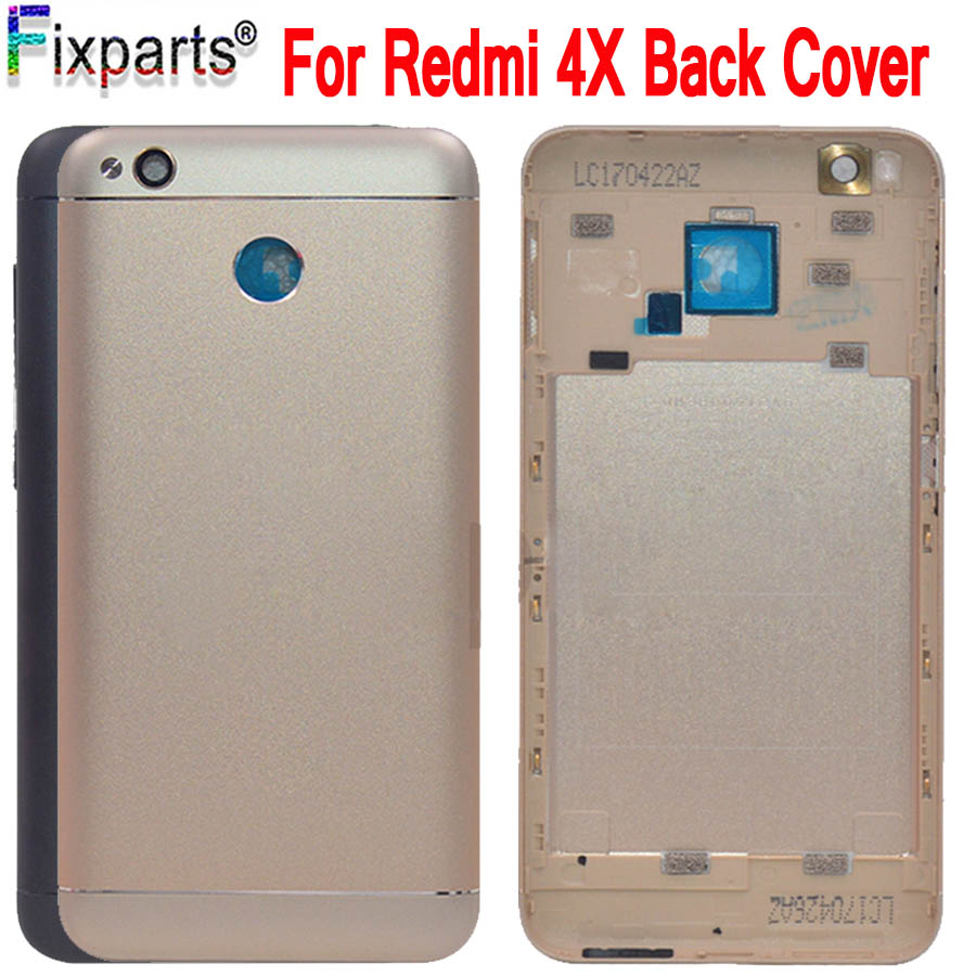 For 5.0 For Xiaomi redmi 4x Battery Back Cover Housing Door Case Replacement For Redmi 4x Battery CoverFor 5.0 For Xiaomi redmi 4x Battery Back Cover Housing Door Case Replacement For Redmi 4x Battery Cover