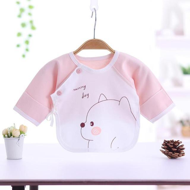 Newborn Cartoon Bear Long Sleeve top