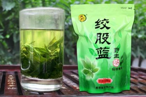 Free shipping 500g dried wild Gynostemma pentaphyllum tea herb tea lower blood pressure anti-cancer Herbal Tea
