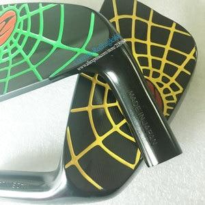 Image 4 - Cooyute Nuovi ferri Da Golf teste di Zodia spider in edizione limitata ferri Da Golf 4 P 7Pcs Club heads Set No Golf Club di Golf albero di trasporto libero