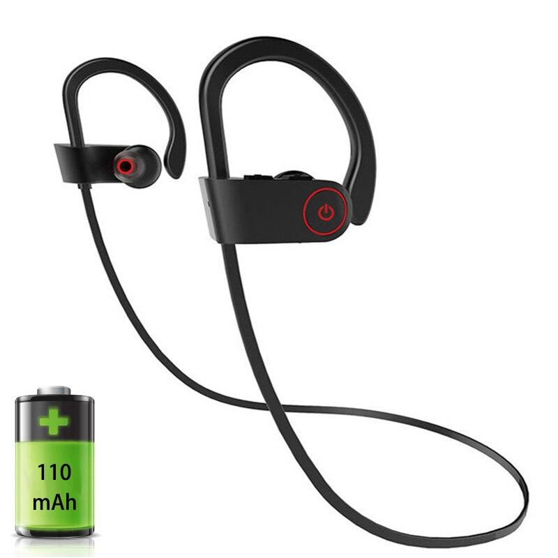 Gaming Kopfhörer Aktive Noise Cancelling Sport Bluetooth Kopfhörer/Wireless Headset für handys und musik ohrhörer ed2