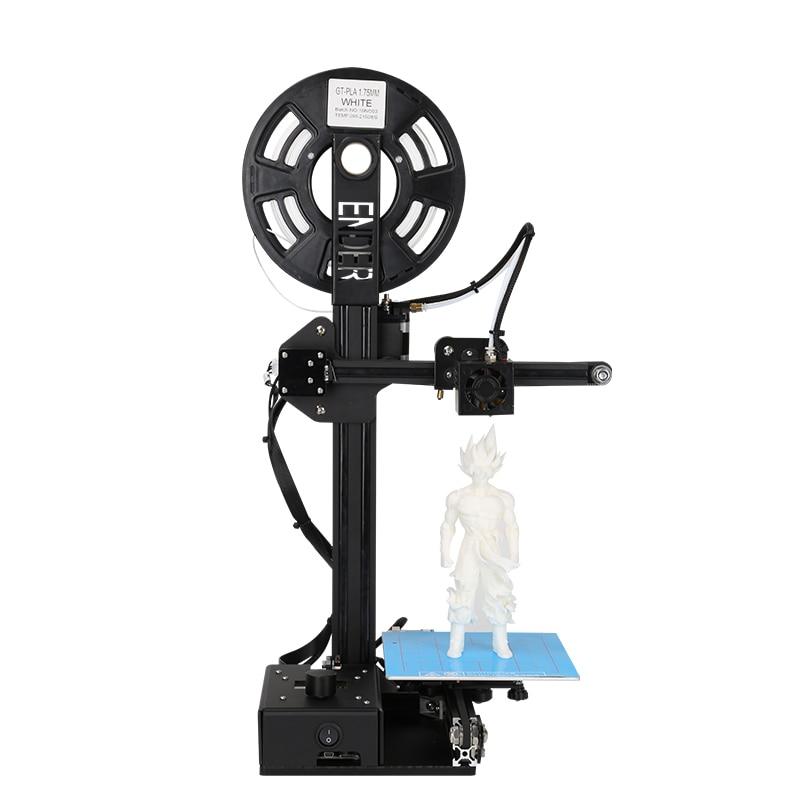 Büroelektronik Computer & Büro PräZise Voll Metall 3d Drucker Diy Ender-2 Mini Drucker Kit Mit Plus Druck Größe 150*150*200mm Mit Freies Verschiffen Eleganter Auftritt
