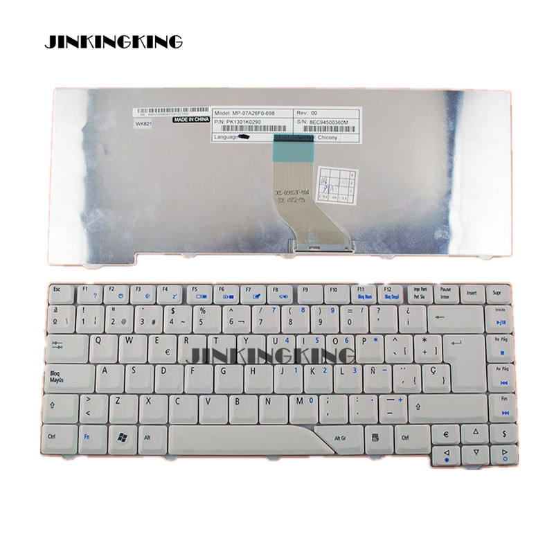 Aliexpress Com   Buy Spanish Keyboard For Acer Aspire 4210