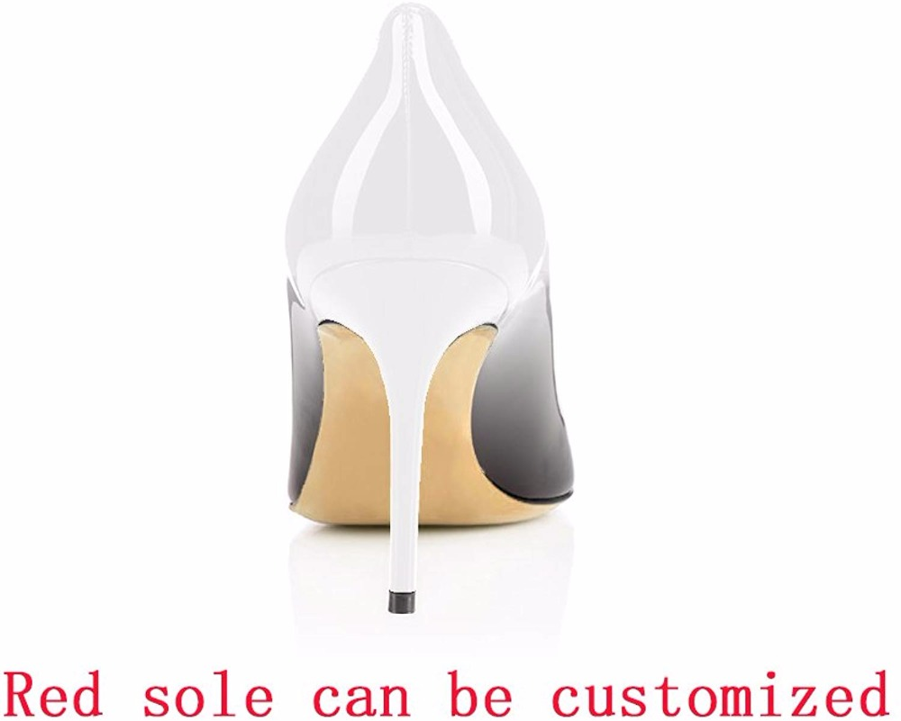 facc411f94 Modemoven Women's Pointy Toe High Heels Slip On Stilettos Large Size  Wedding Party Evening Pumps Shoes-in Women's Pumps from Shoes on  Aliexpress.com ...