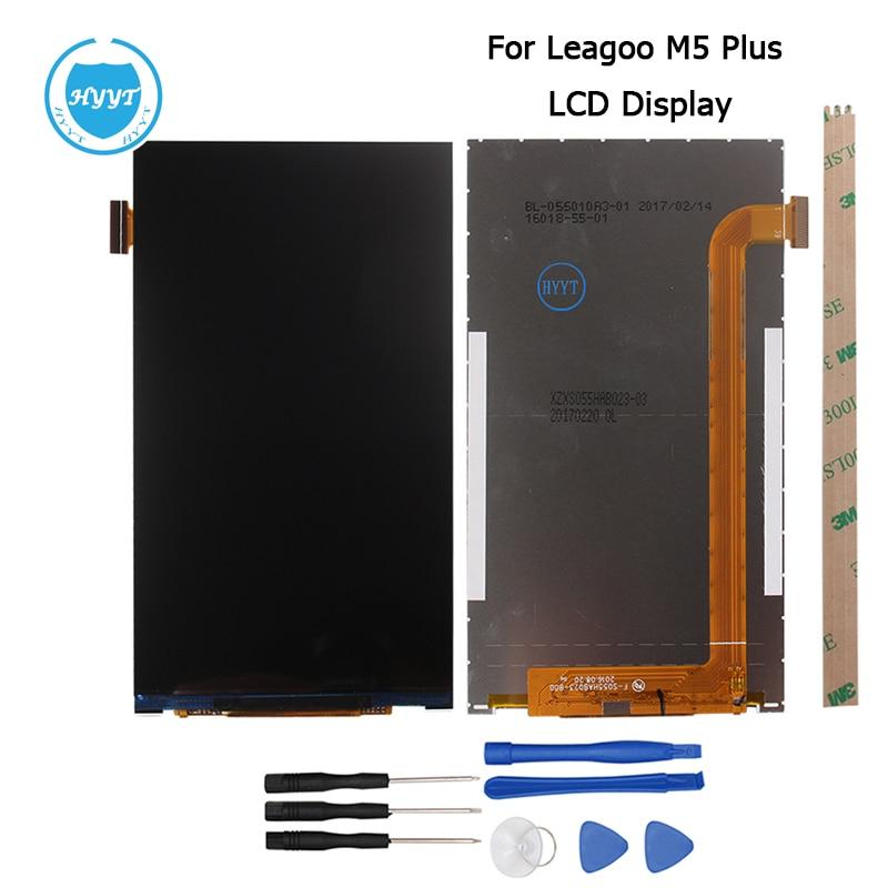 imágenes para Para LEAGOO M5 Plus LCD Pantalla Perfecta Reparación de Piezas para LEAGOO M5 Más 5.5 Pulgadas Accesorio Del Móvil Digital Con herramientas