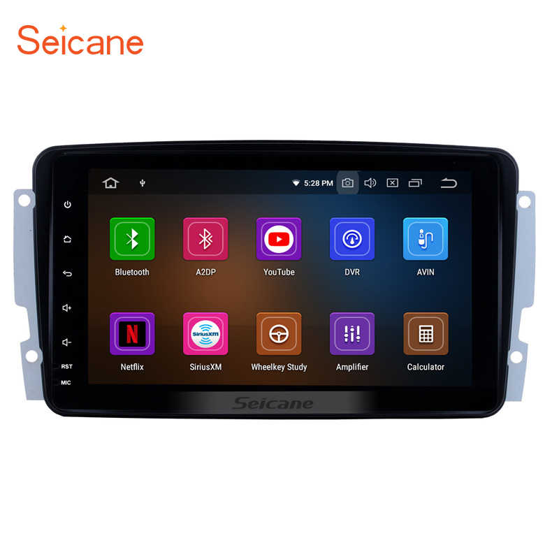Seicane אנדרואיד 9.0 IPS GPS לרכב מולטימדיה נגן לנץ Vaneo 2002-2005/Vinao W639 (2001 ואילך) /ויטו w638 2004-2006