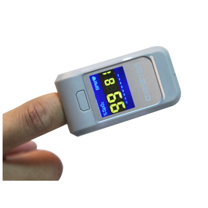 Diagnostic-tool Newest Bluetooth Fingter Fip Pulse Oximeter Red LCD display of SpO2, PR and Pulse Bar AH-8012 medical diagnostic tool wearable 24h spo2 pr monitor wireless bluetooth pulse oximeter ah 50fw ce fda with monitor spo2 pr