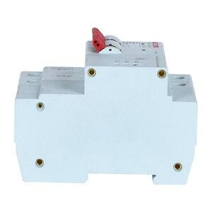 Image 5 - AFCI Arc Fault Circuit Breaker Interrupte AFDD Arc Protector Detector 1P+N 16A 220V 110V MCB