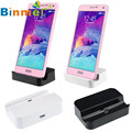 #22  Retail Package Universal Micro USB Charging Syncing Docking Station Dock for Android Cell Phone for Samsung Galaxy Phones