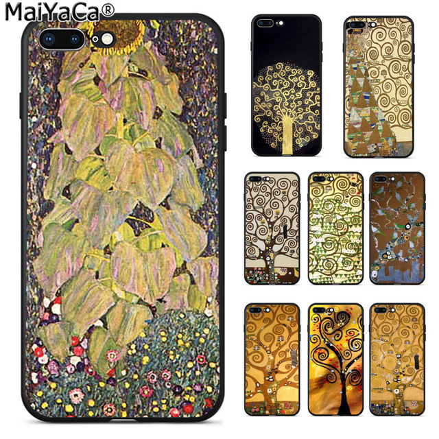 coque iphone 8 klimt