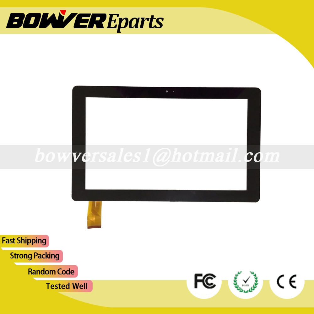 A+ 10.1inch touch screen,100% New touch panel, Tablet PC touch panel digitizer GT10PWN106