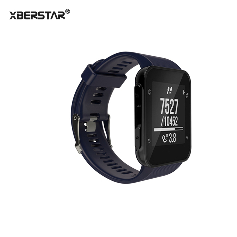 все цены на Watchbands for Garmin Forerunner 35 Sports Silicone Replacements Strap Wristbands GPS Running Watch
