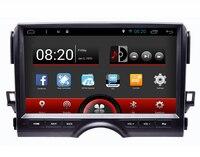 Android 5.1.1 Системы 10.1 дюймов Экран Авто Радио автомобильный GPS навигации Системы dvd плеер Авторадио для Toyota Reiz 2012 2015
