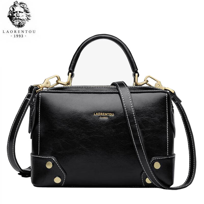 LAORENTOU high quality fashion luxury brand handbags new 2019 fashion Messenger bag leather shoulder bag wild simple handbagLAORENTOU high quality fashion luxury brand handbags new 2019 fashion Messenger bag leather shoulder bag wild simple handbag