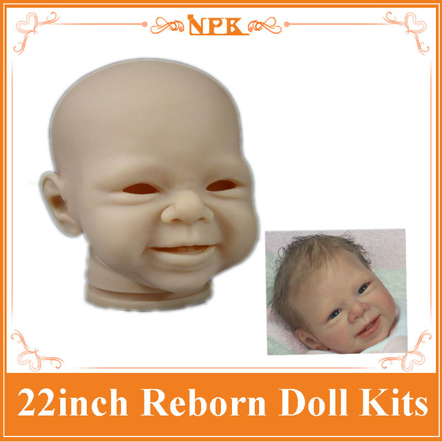 ราคาที่ดีที่สุดชุดตุ๊กตาทารกเกิดใหม่ทำโดยไวนิลซิลิโคนอ่อนนุ่มเหมาะสำหรับ22นิ้วRebornตุ๊กตา,เหมาะสำหรับ20มิลลิเมตรตาร้อนอุปกรณ์ตุ๊กตา