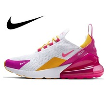 Original Authentic NIKE Air Max 270 Women's Running Shoes Ou