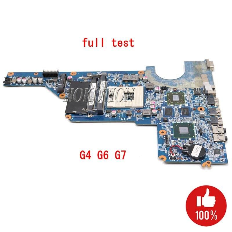 NOKOTION 636375 001 650199 001 DA0R13MB6E0 laptop moederbord voor HP Pavilion G4 G6 G7 HM65 DDR3 HD 6470 1 GB DDR3 Moederbord-in Moederborden van Computer & Kantoor op AliExpress - 11.11_Dubbel 11Vrijgezellendag 1