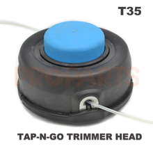 T35 Auto Feed Tap Head Trimmer 10mm Two Dual Line 531300194 M10X1.25 LH