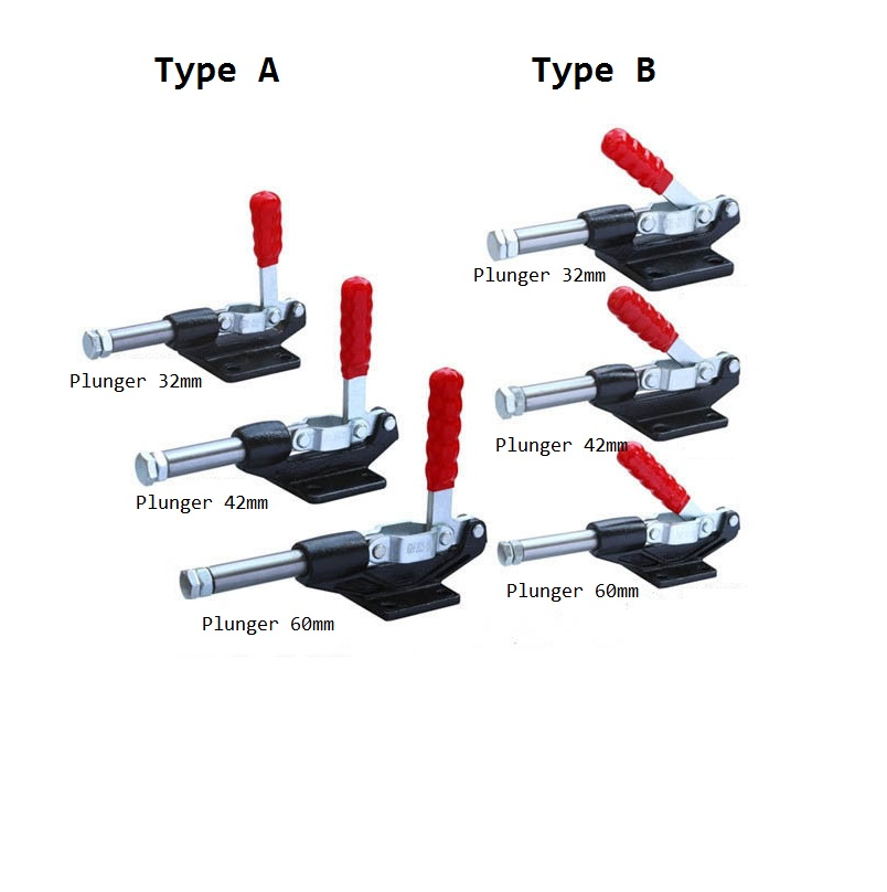 Plunger Stroke Push Pull Type Toggle Clamp цена