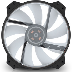 Image 5 - Cooler Master R4 200R 08FC R1 MF200 Computer Case 20cm RGB Big Fan CPU Cooler Radiator Water Cooling 200mm Replaces Fans