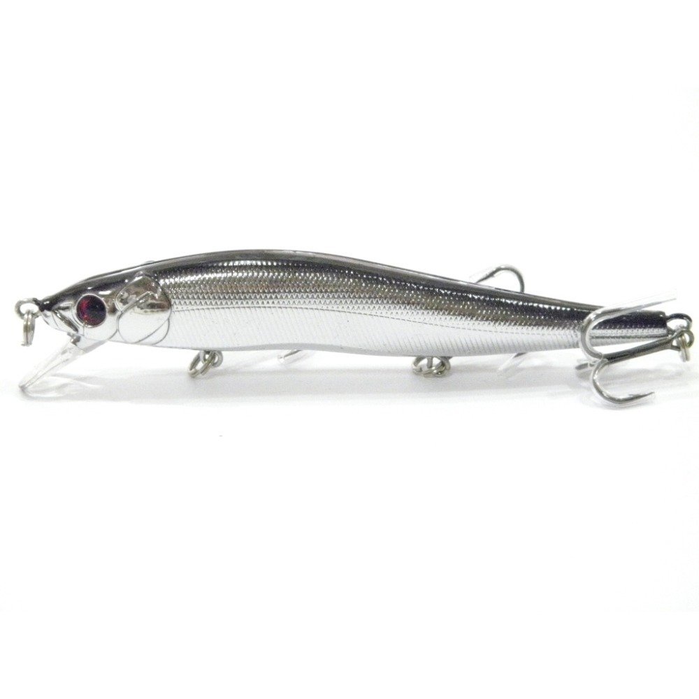 wLure Minnow Crankbait Hard Bait Tight Wobble Slow Sinking Jerkbait  High Quality ABS Model 110 14g 12cm Fishing Lure M262S