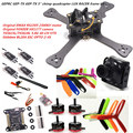 "DIY FPV mini drone GEP-TX 5"" chimp quadcopter LUX RACER frame kit EMAX RS2205 + littlebee BL20A ESC 2-4S + LUX RACER + HS1177"