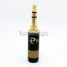 3 5mm Straight Jack font b Audio b font Connector male Pailiccs PL BY14 adapter For