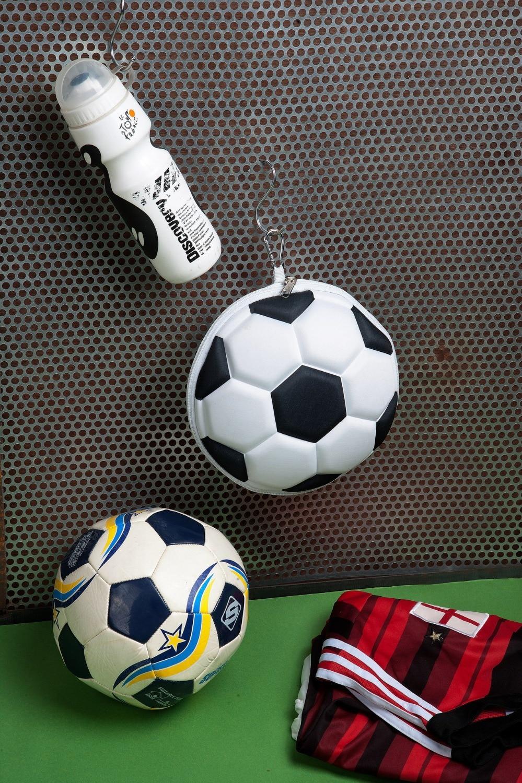2018 Nylon Mäns resväskor Stor kapacitet fotbollsportsporter Mäns - Väskor för bagage och resor - Foto 5