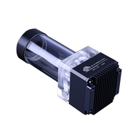 DDC Pump Tank Reservoir Integrated Computer Accessories Components Radiator Office 600L / H Water Cooling DDC Pump Kits 6 Meters