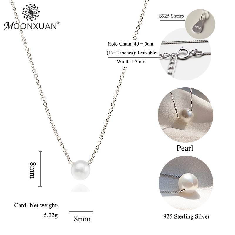 Իրական 925 ստերլինգ արծաթագույն - Նուրբ զարդեր - Լուսանկար 3